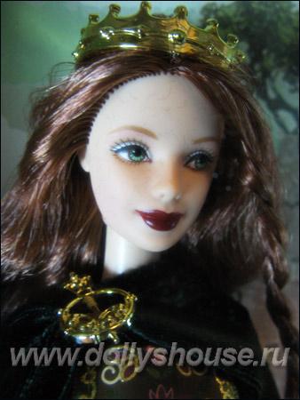 Коллекционная кукла Барби Принцесса Ирландии