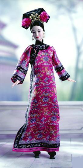 коллекционная кукла принцесса Китая