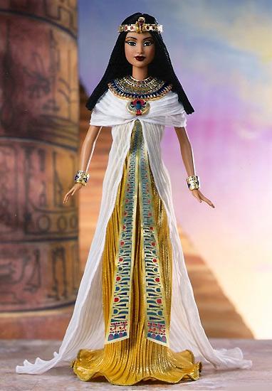Коллекционная Барби принцесса Нила