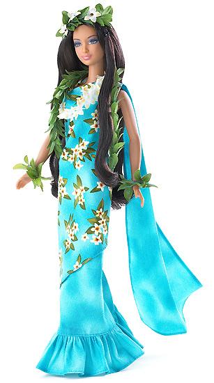 Барби принцесса островов Тихого океана