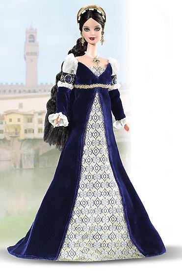 Барби принцесса Ренессанса
