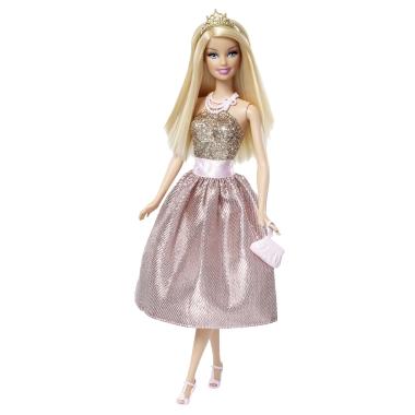 кукла барби Modern Princess