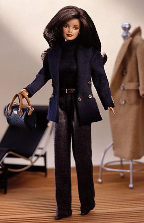 коллекционная кукла Барби дизайнерская Ralph Lauren Barbie