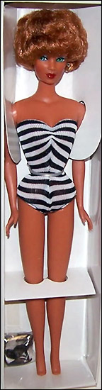коллекционная кукла типа Барби Retro Candi