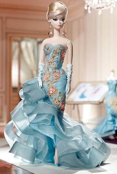 Коллекционная кукла Барби Silkstone Barbie от Роберта Беста
