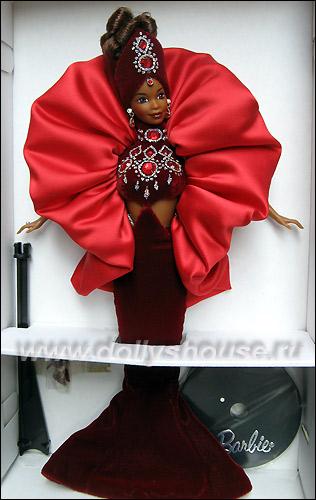 Коллекционная кукла Барби от Боба Мэкки Ruby Radiance Barbie