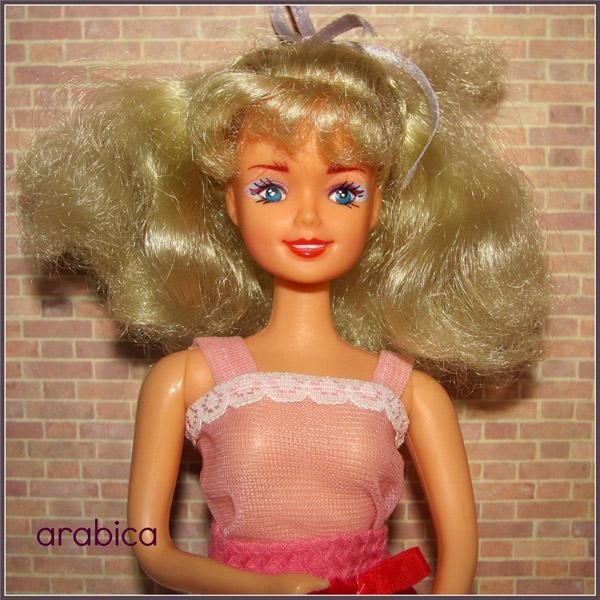 Старая кукла Санди-систер