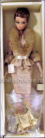 коллекционная кукла Silkstone Barbie Interview