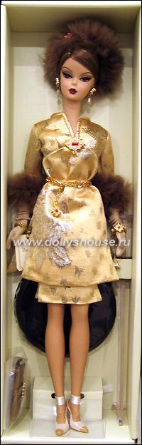 коллекционная кукла Basrbie Silkstone Je Ne Sais Quoi