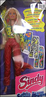 Surprise Jeans Sindy кукла Синди
