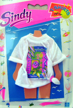 Одежда для куклы Синди Sindy