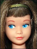 Молд куклы Скиппер Skipper 1964