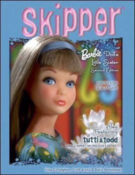 книга о коллекционировании кукол Скиппер Mattel