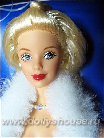 Кукла Барби в сказочном платье Snow Sensation Barbie