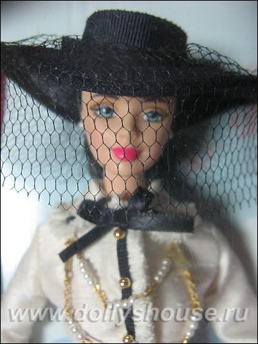 Коллекционная кукла Барби City Seasons Spring in Tokyo