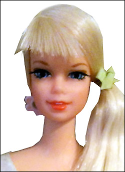винтажная кукла Stacey от Mattel