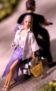 Красивая кукла Барби фото Summer in Rome