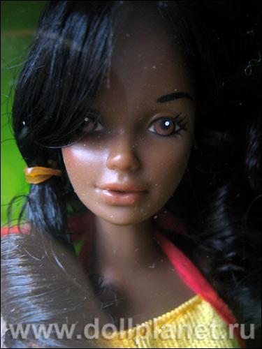 Винтажная кукла Sunsational Malibu Christie 1981