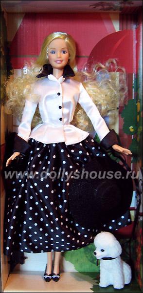 Коллекционная кукла Барби Звезда Города