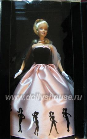 коллекционная кукла Барби вечный силуэт Barbie