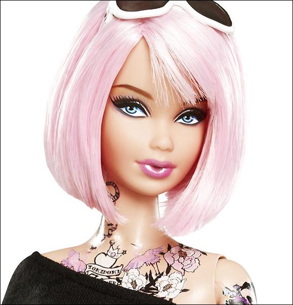 Кукла Tokidoki Barbie научит детей плохому?