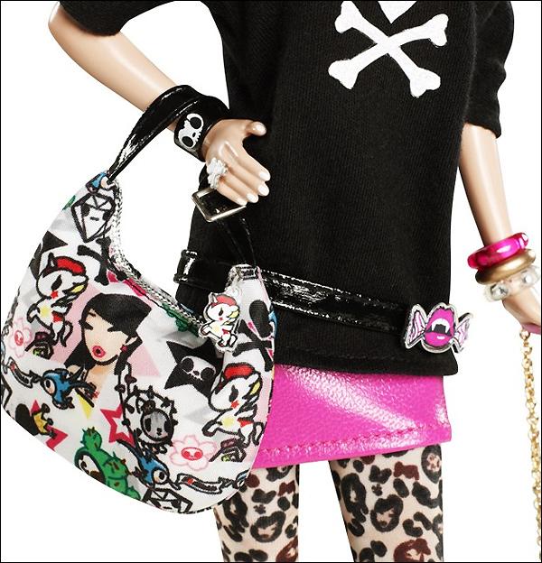 Фото Барби Tokidoki коллекционная кукла
