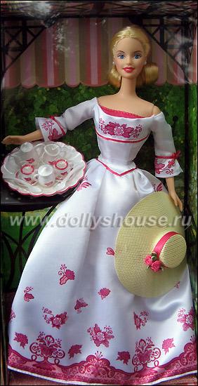 Кукла Барби Викторианское Чаепитие
