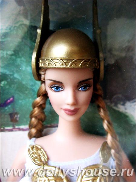 Коллекционная кукла Барби викинг принцесса