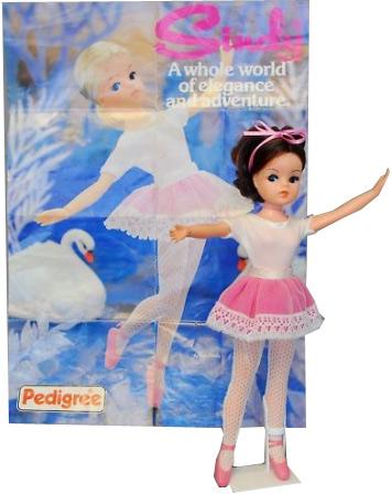 Винтажная кукла Синди Pedigree Sindy