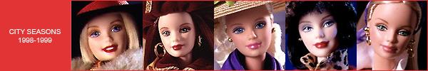 Каталог Барби City Seasons Barbie