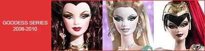 Каталог кукол Барби богинь
