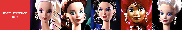 Каталог кукол Барби драгоценностей