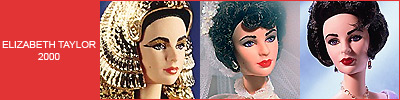 Коллекционные куклы Элизабет Тейлор