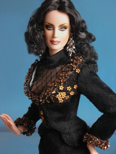 Коллекционная шарнирная кукла Joe Tai 40 см