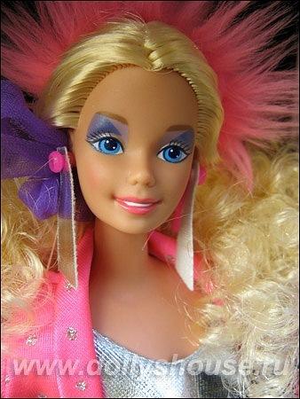 коллекционная кукла Барби Капсула Времени Barbie and the Rockers