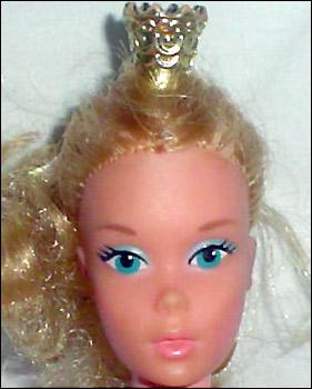 винтажная кукла Барби балерина
