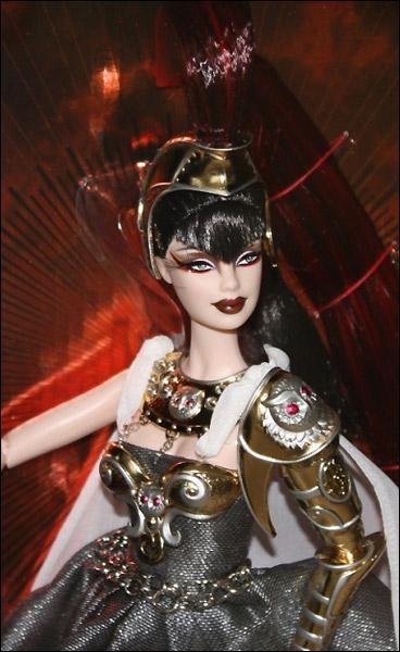 Коллекционная кукла Барби Афина Athena Barbie