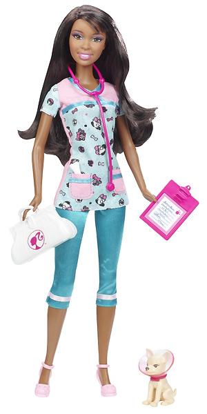 Игровая кукла Барби Я Могу Стать