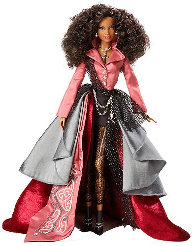 коллекционная кукла Барби конвенционная Barbie and the Rockers
