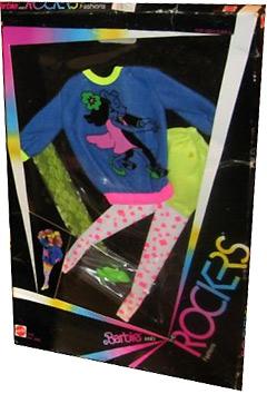 аутфит кукла Мидж Barbie and the Rockers