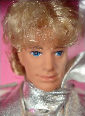 Кукла Кен Барби и Рокеры