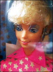 кукла Барби рокеры