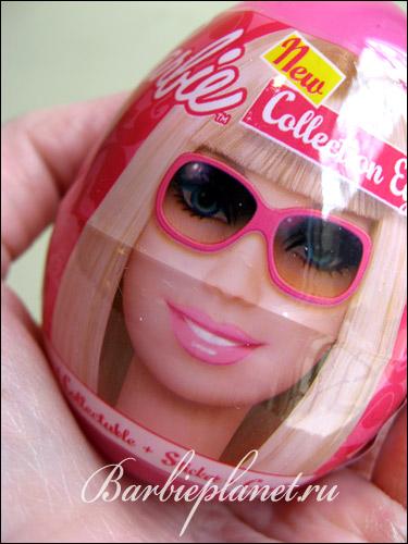 Яйца с сюрпризом Барби. Barbie Collection Eggs