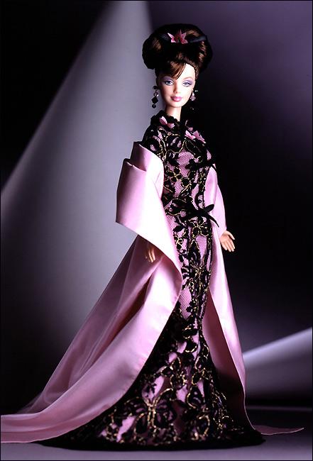 Коллекционная кукла Барби Hanae Mori