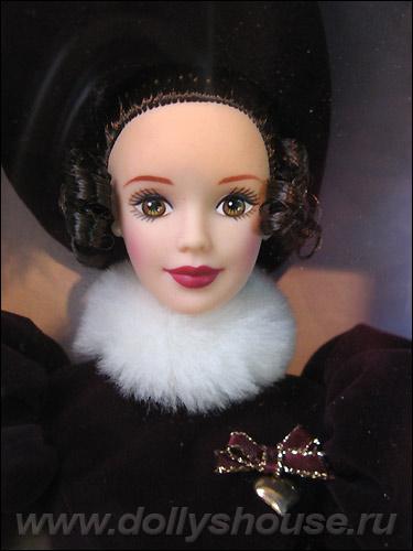 Коллекционная кукла Барби Hallmark Holiday Traditions