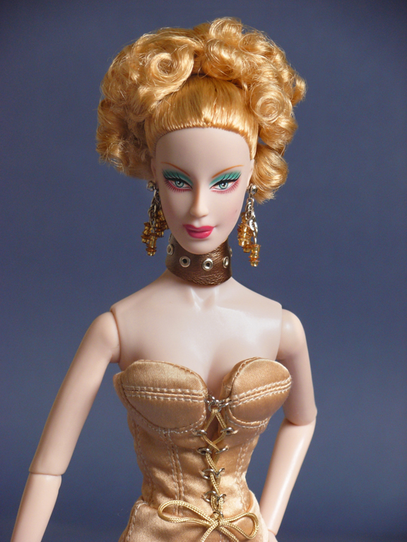 Коллекционная кукла Joe Tai Бригитта