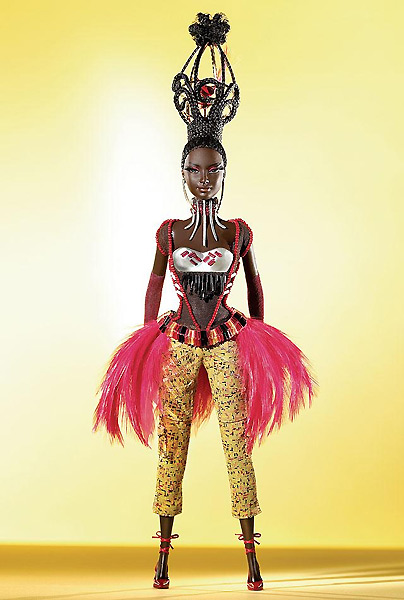 Коллекционная кукла Барби от Байрона Ларса Tano Byron Lars