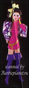 одежда для куклы Барби Barbie and the Rockers