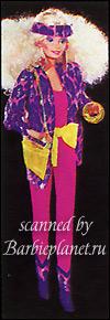одежда для Барби рок-звезда