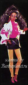 аутфит куклы Барби Барби и рокеры